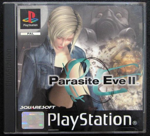 Parasite Eve II PS1
