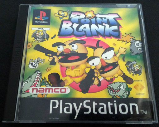 Point Blank PS1