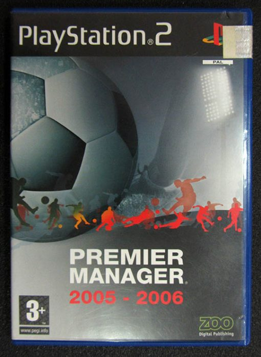 Premier Manager 2005-2006 PS2