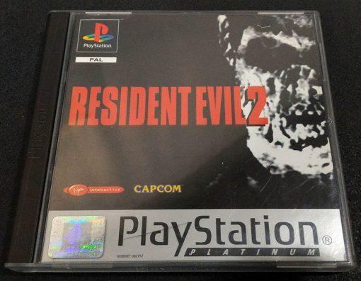 Resident Evil 2 PS1