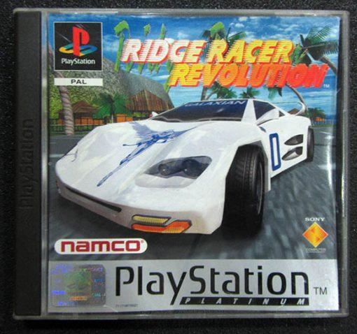 Ridge Racer: Revolution PS1