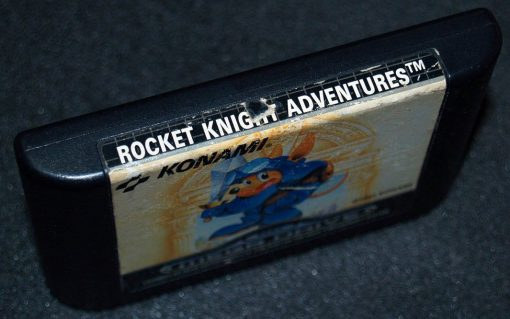 Rocket Knight Adventures MEGA DRIVE