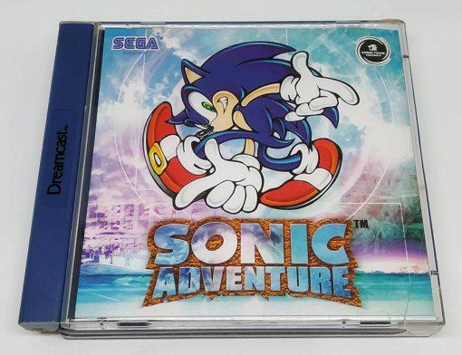 Sonic Adventure DREAMCAST