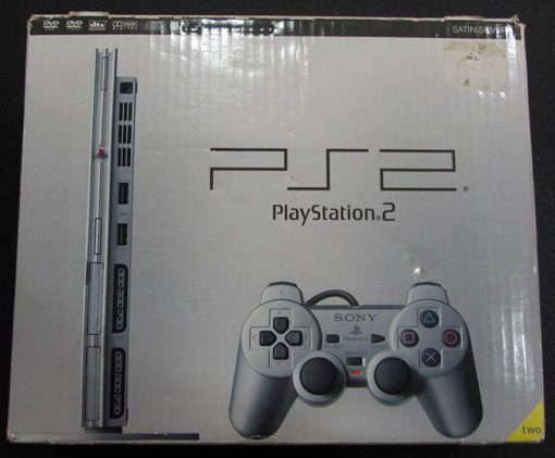Consola Usada Sony Playstation 2 Slim (SCPH-75004ss)