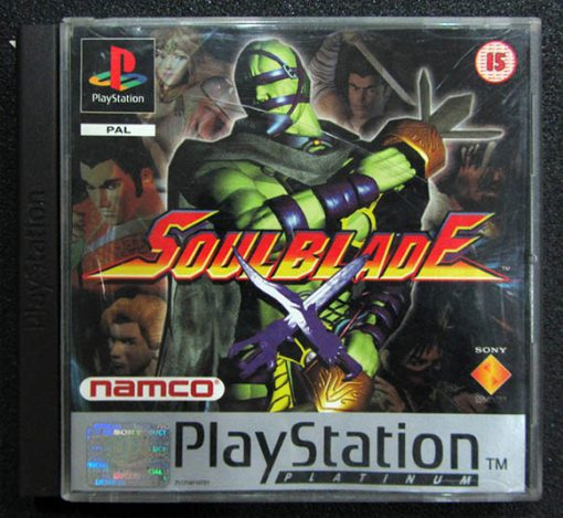 Soulblade PS1