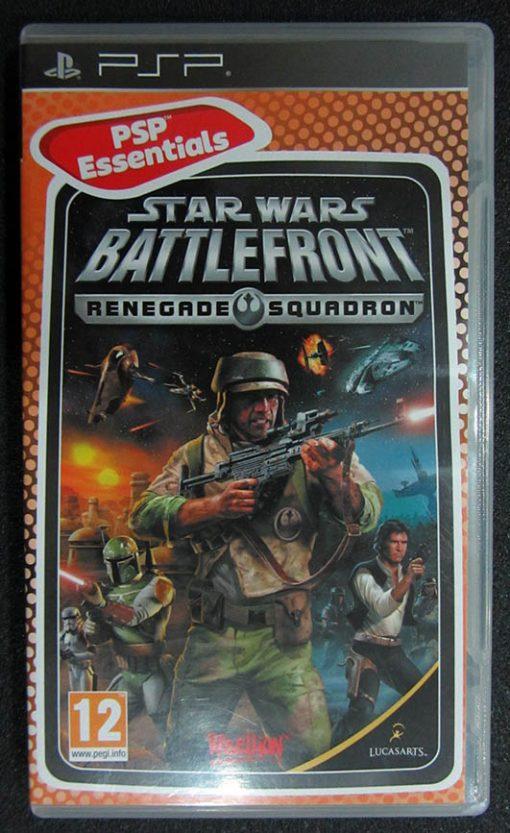 Star Wars Battlefront: Renegade Squadron PSP