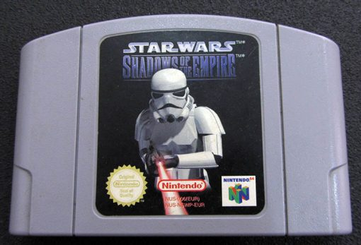 Star Wars: Shadows of the Empire N64