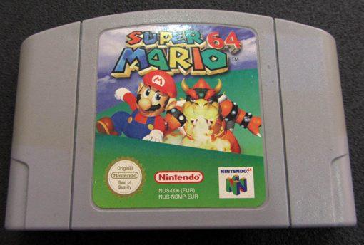 Super Mario 64 N64
