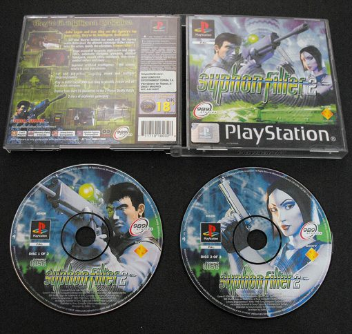 Syphon Filter 2 PS1