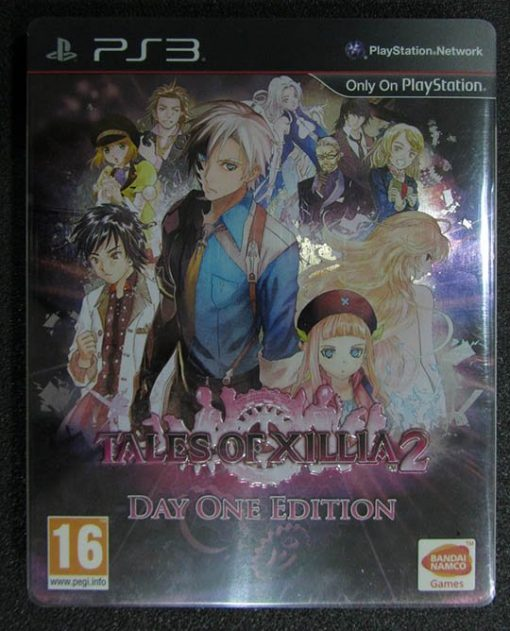 Tales of Xillia 2 - Day One Edition PS3