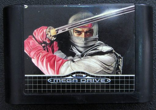 The Revenge of Shinobi MEGA DRIVE
