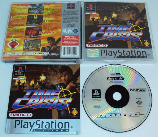 Time Crisis PS1