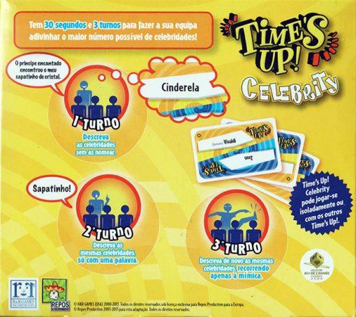 Time's Up: Celebrity - Caixa Amarela
