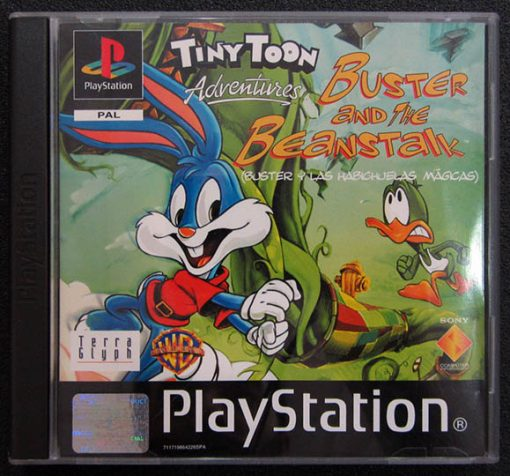 Tiny Toon Adventures: Buster and the Beanstalk PS1