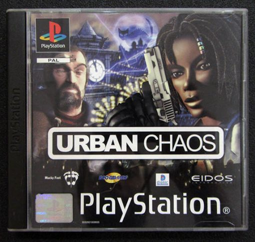 Urban Chaos PS1