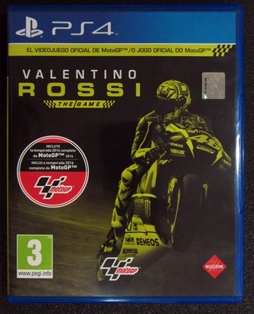 Valentino Rossi: The Game - MotoGP 2016 PS4