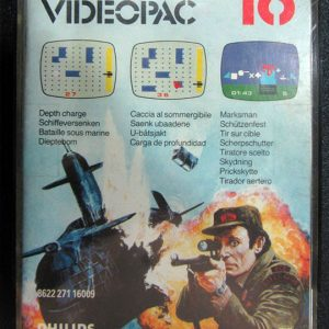 16 - Depth Charge / Marksman VIDEOPAC
