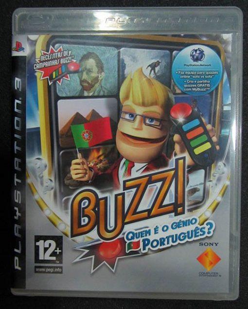 Buzz: Quem é o Génio Português PS3