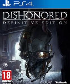 Dishonored - Definitive Edition PS4