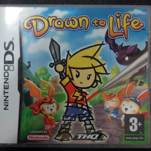 Drawn to Life NDS