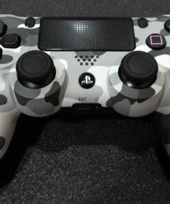 Acessório Usado PS4 Dual Shock 4 Urban Camouflage