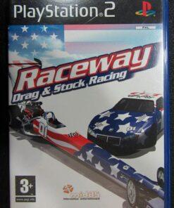 Raceway: Drag & Stock Racing PS2
