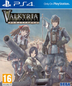Valkyria Chronicles Remastered - Europa Edition PS4