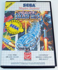 Arcade Smash Hits MASTER SYSTEM