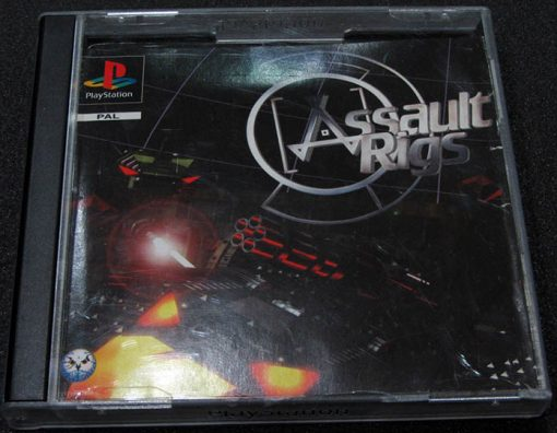 Assault Rigs PS1