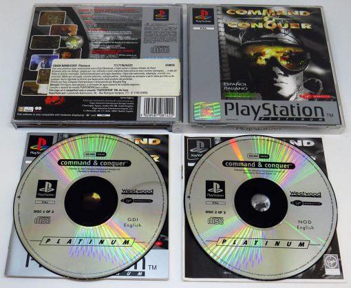 Command & Conquer PS1