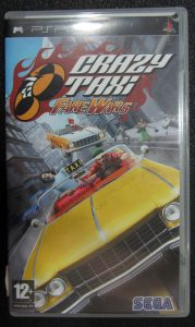 Crazy Taxi: Fare Wars PSP