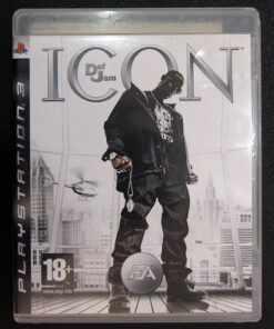 Def Jam Icon PS3