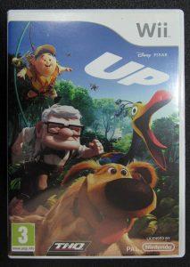 Disney Pixar Up WII
