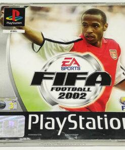 Fifa Football 2002 PS1
