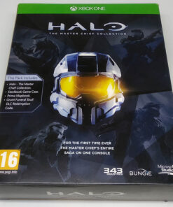 Halo: The Master Chief Collection - Limited Edition XONE
