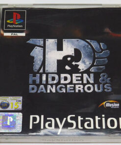 Hidden & Dangerous PS1