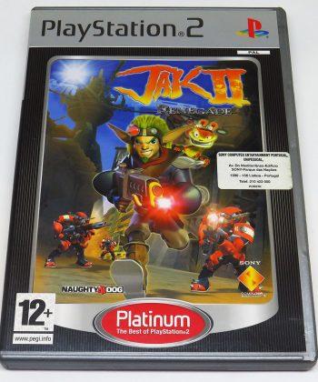 Jak II Renegade PS2
