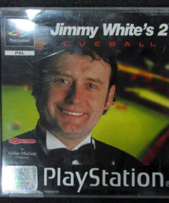 Jimmy White's 2: Cueball PS1