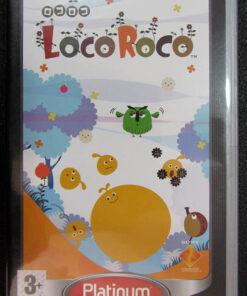 LocoRoco PSP