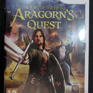 Lord of the Rings: Aragorn's Quest WII