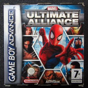 Marvel Ultimate Alliance GAME BOY ADVANC