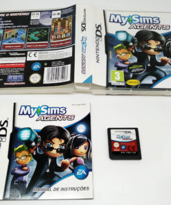 MySims Agents NDS