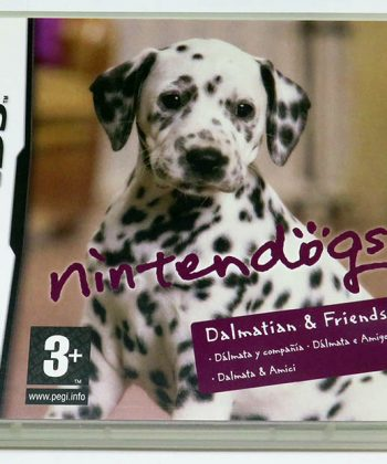 Nintendogs: Dalmation & Friends NDS