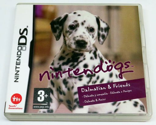 Nintendogs: Dalmation & Friends NDS