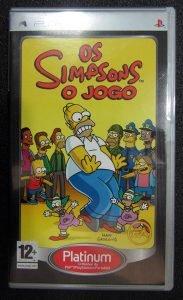 Os Simpsons: O Jogo PSP