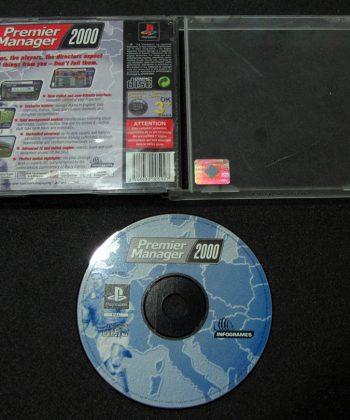 Premier Manager 2000 PS1