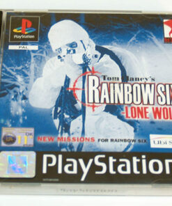 Rainbow Six Lone Wolf PS1