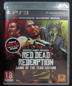 Red Dead Redemption - Game of the Year Edition PS3