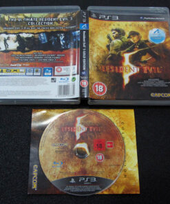 Resident Evil 5 - Gold Edition PS3