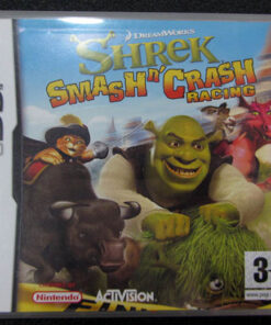 Shrek Smash n' Crash Racing NDS